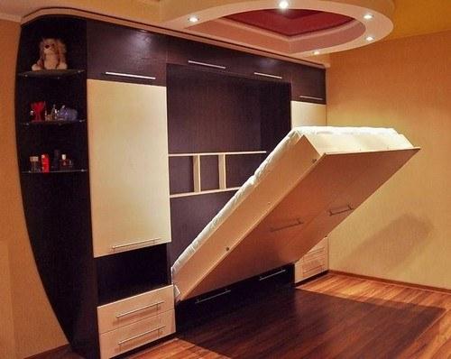Как сделать кровать-трансформер