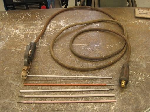 Электроды для дуговой сварки