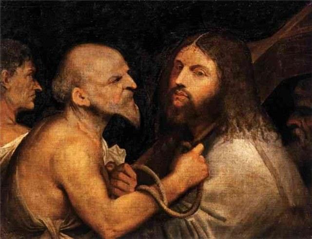 Тициан «Несение креста»