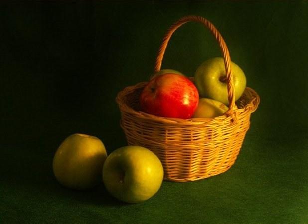 Образ яблока в искусстве