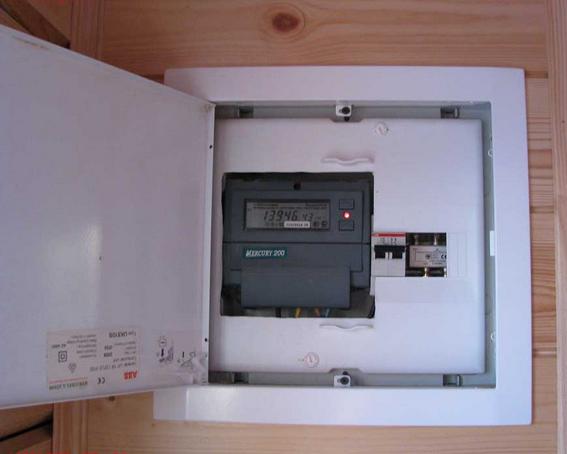 Как зарегистрировать счетчик электроэнергии