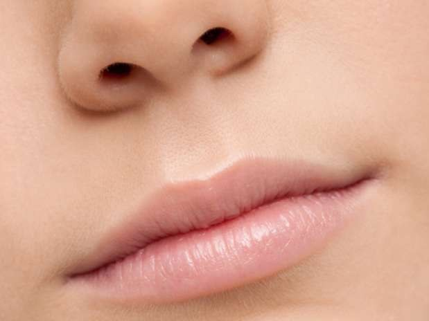 The RAID on the lips can be a symptom of a dangerous disease
