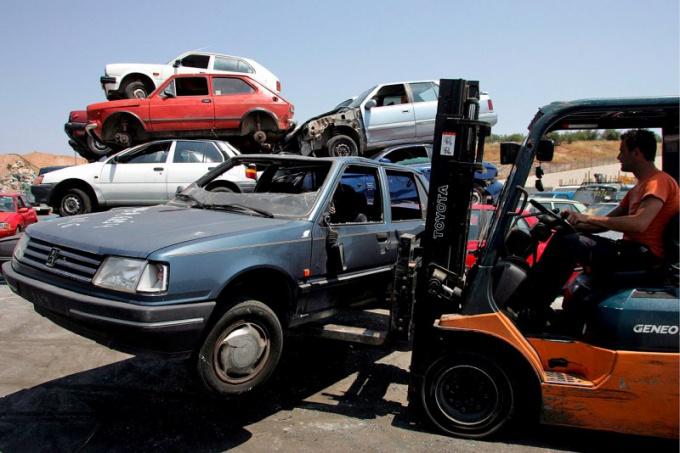 Сдать в утиль можно автомобиль в любом состоянии