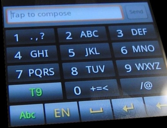 Как выбрать клавиатуру на Android
