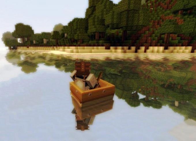 С текстурами высокого разрешения привычный мир Minecraft видоизменится