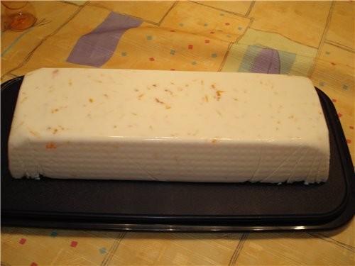 Как приготовить творожный десерт с мандаринами