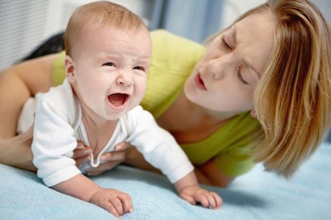 Если у вас беспокойный ребенок
