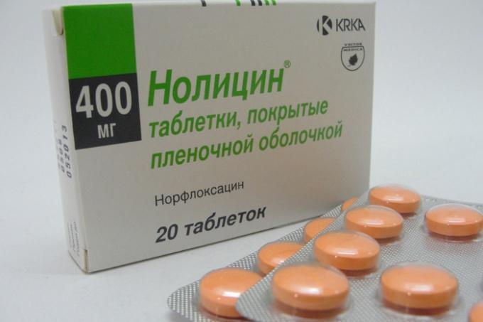 «Нолицин»: показания, противопоказания, побочные эффекты