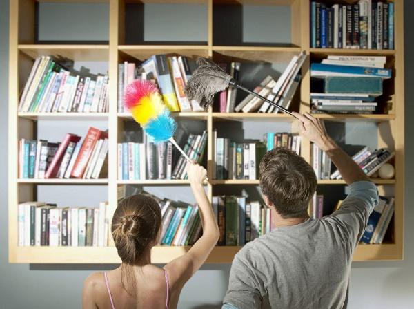 Книги и картины нуждаются в уходе