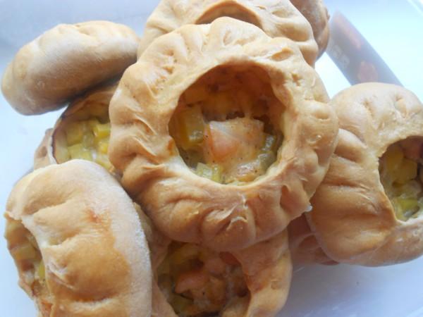 Как приготовить татарские пирожки