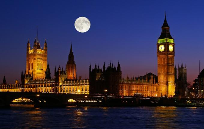 Какие достопримечательности есть в Лондоне