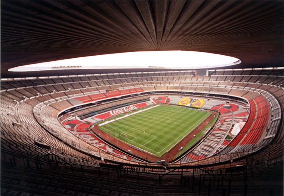Какой спортивный стадион самый большой в мире
