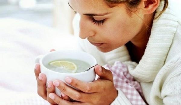 Лечение простуды в домашних условиях