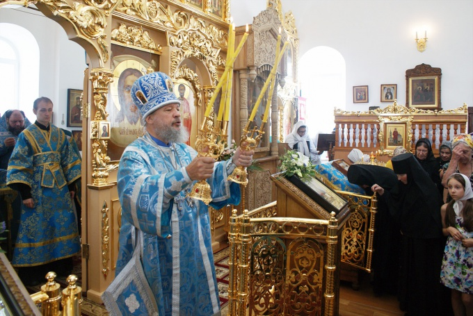 Who is a Bishop in the Orthodox tradition