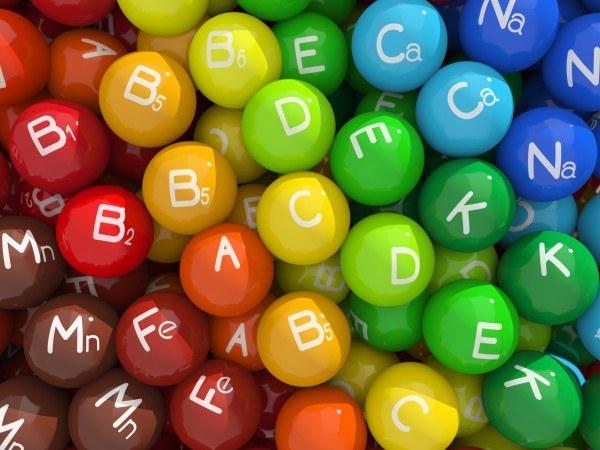 Без витаминов невозможно полноценное развитие организма