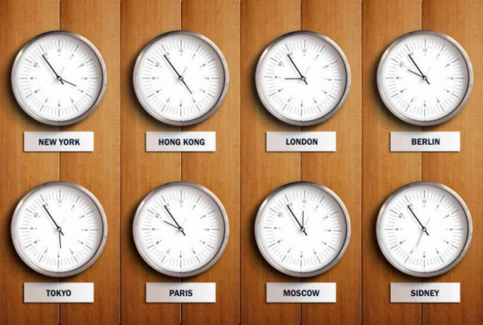 Как справиться со сменой часовых поясов