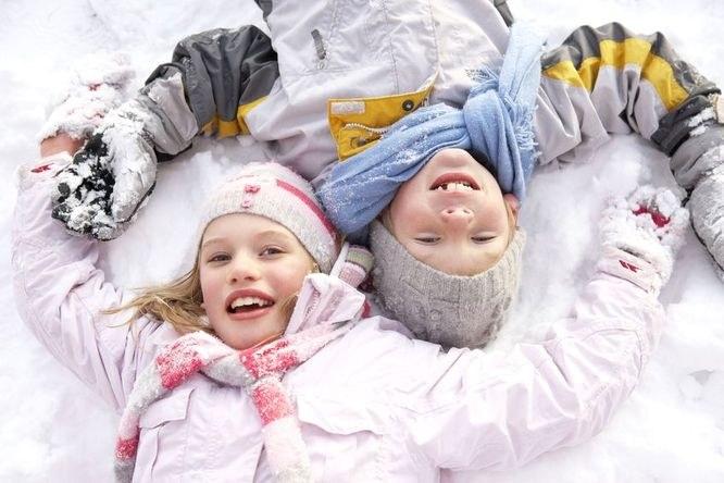 Зимние дети