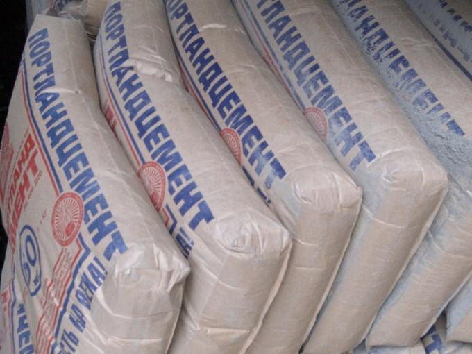 В строительстве наиболее часто используют портланд-цемент