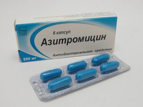 "Как применять ""Азитромицин"""