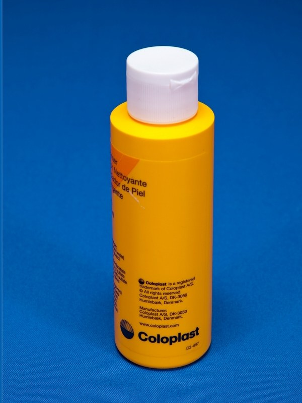 Cleanser company Coloplast