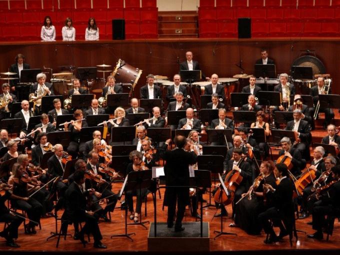 Неповторимое звучание симфонического оркестра достигается благодаря гармоничному сочетанию всех инструментов