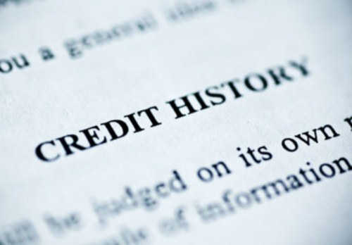 How to change negative credit history