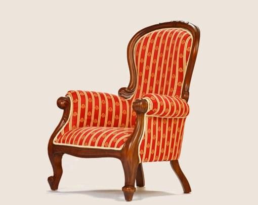 Как реставрировать кресло