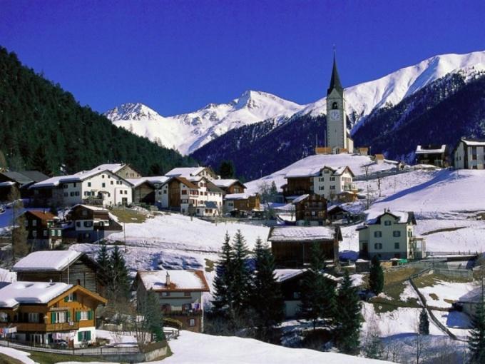 Швейцария - страна с самыми низкими налогами