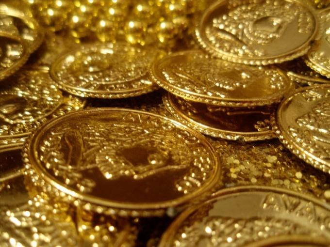 Желтое золото распространено шире всего.