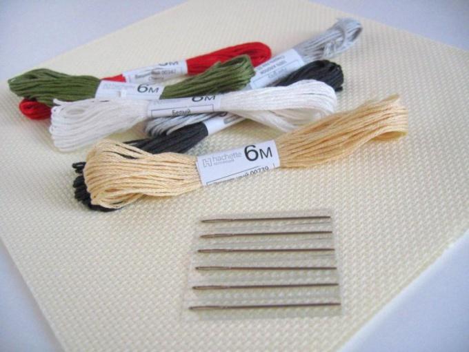 Какие бывают наборы для вышивания
