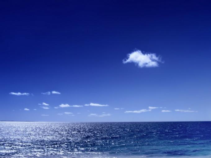Что входит в Мировой океан