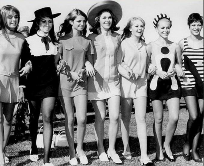Мода после сексуальной революции