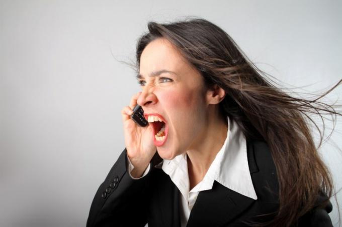 Как сменить гнев на милость