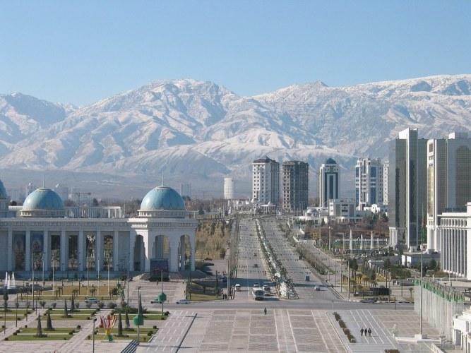 Ашхабад – столица Туркмении