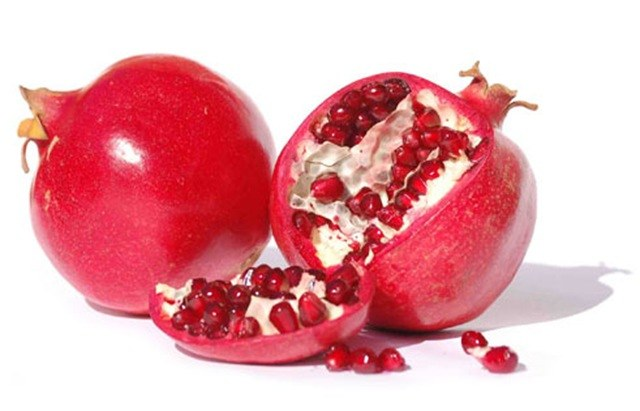 Is it possible to increase hemoglobin pomegranate