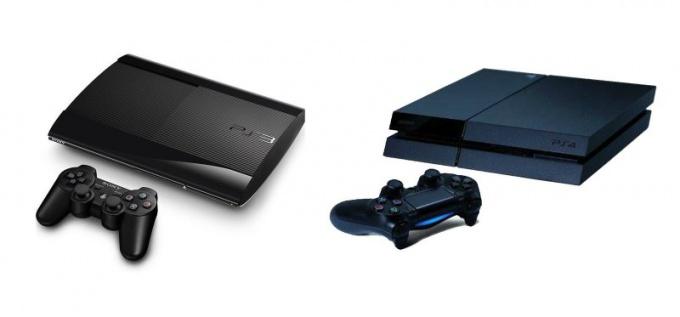 В чем преимущества Sony PS4 перед Playstation 3