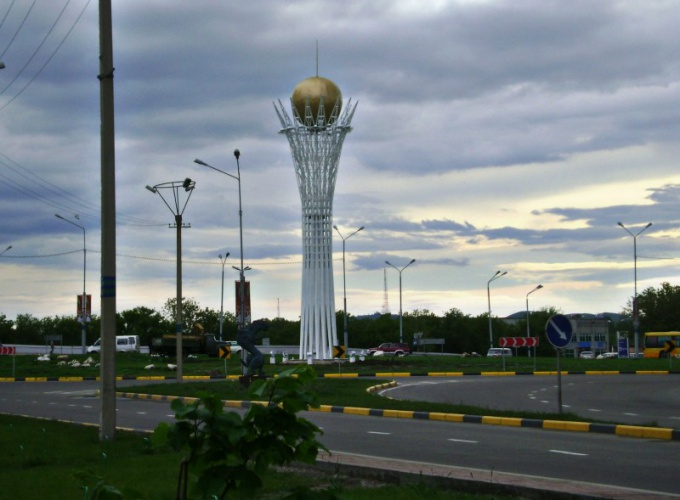 How to get to Ust-Kamenogorsk