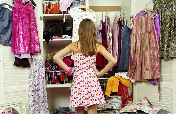 Как обновить свой старый гардероб