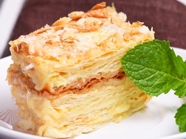 Как приготовить самый вкусный торт «Наполеон»