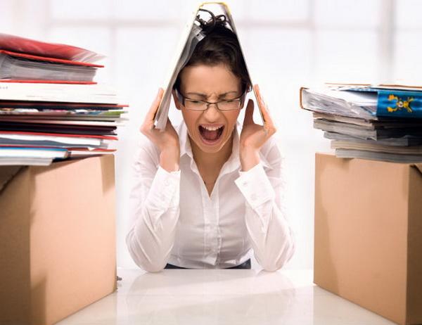 Правила снятия стресса