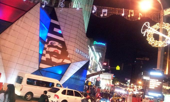 Улица Букит Бинтанг
