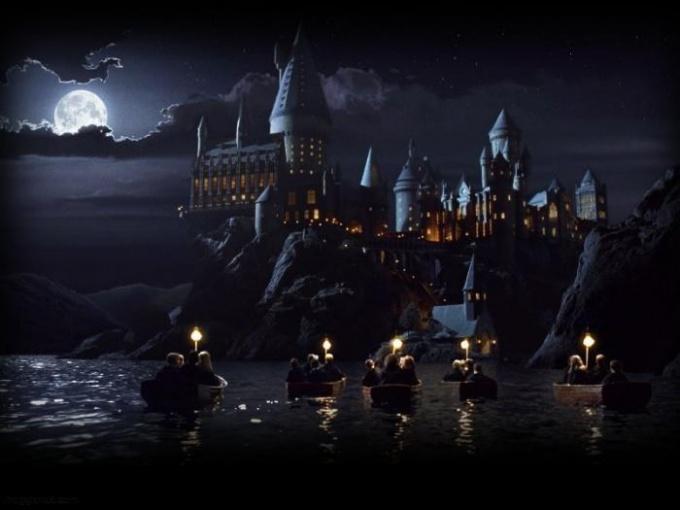 Замок «Хогвартс»