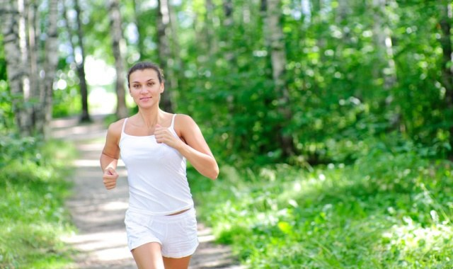 Jogging will improve the health and charge you with energy for the whole day