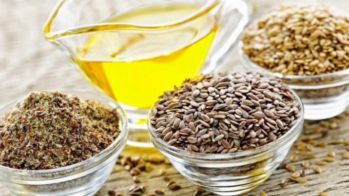 Как похудеть с льняным семенем