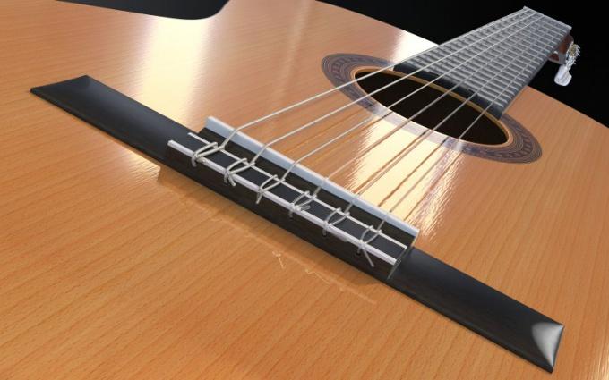 Как выбрать струны для классической гитары