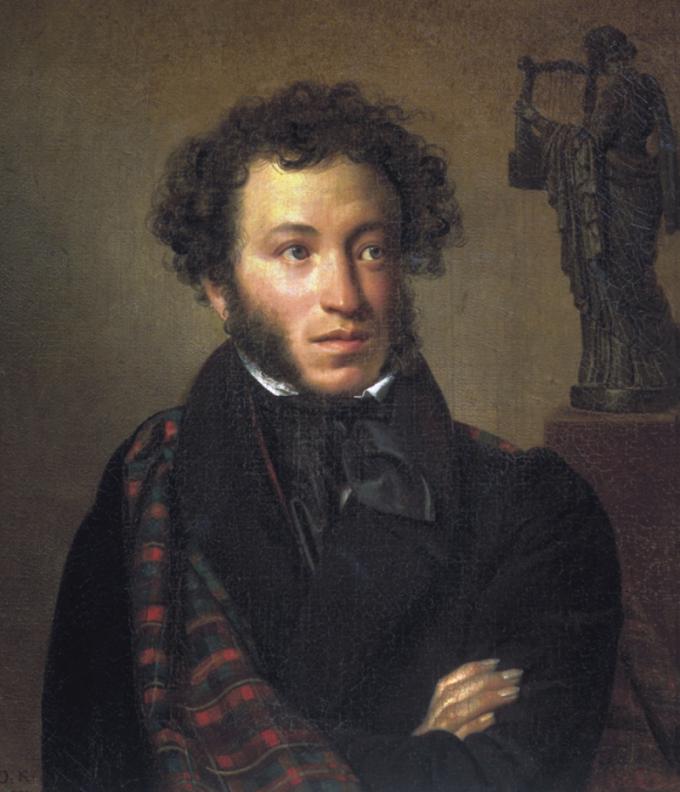 Где похоронен А.С. Пушкин