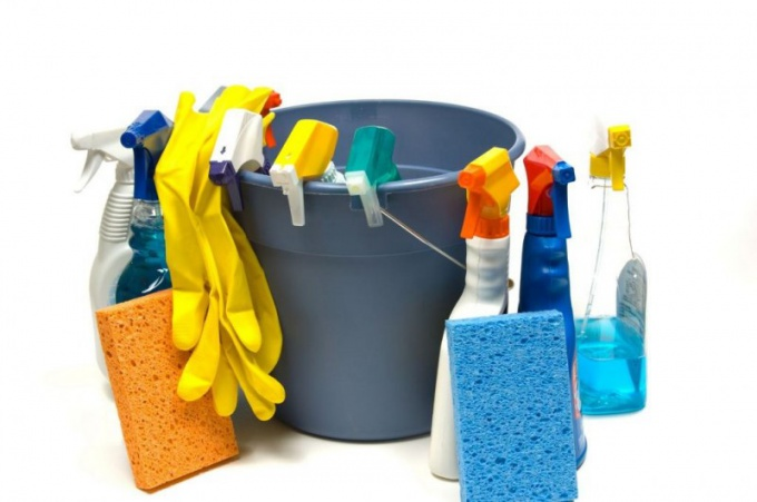 General cleaning of the apartment: where to begin