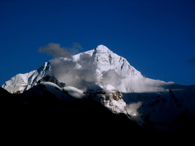 Северный склон Эвереста