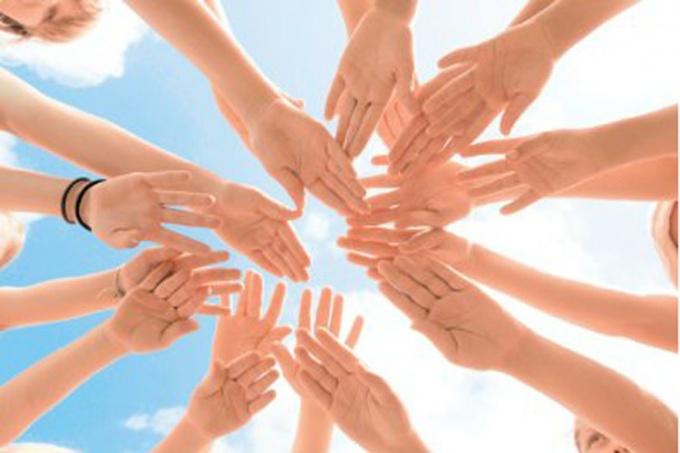 Волонтерство объединяет людей