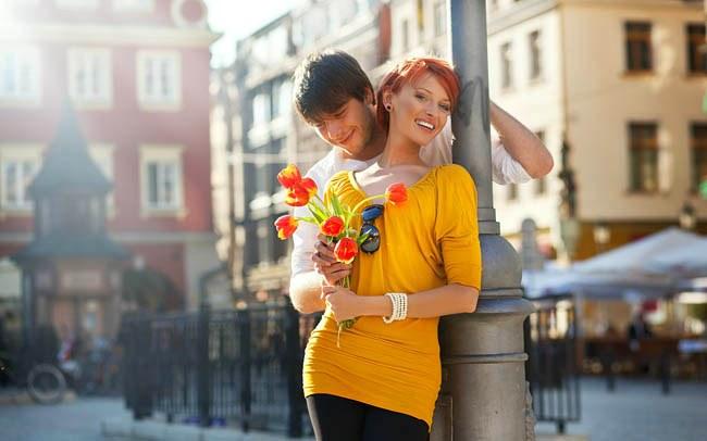 Как сделать девушку счастливой